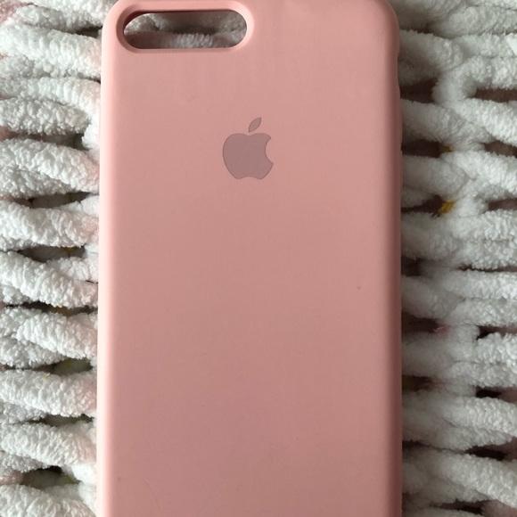 iPhone 8/7 plus silicone phone case